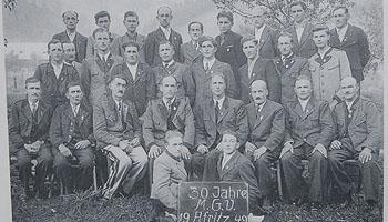 Chor 1949
